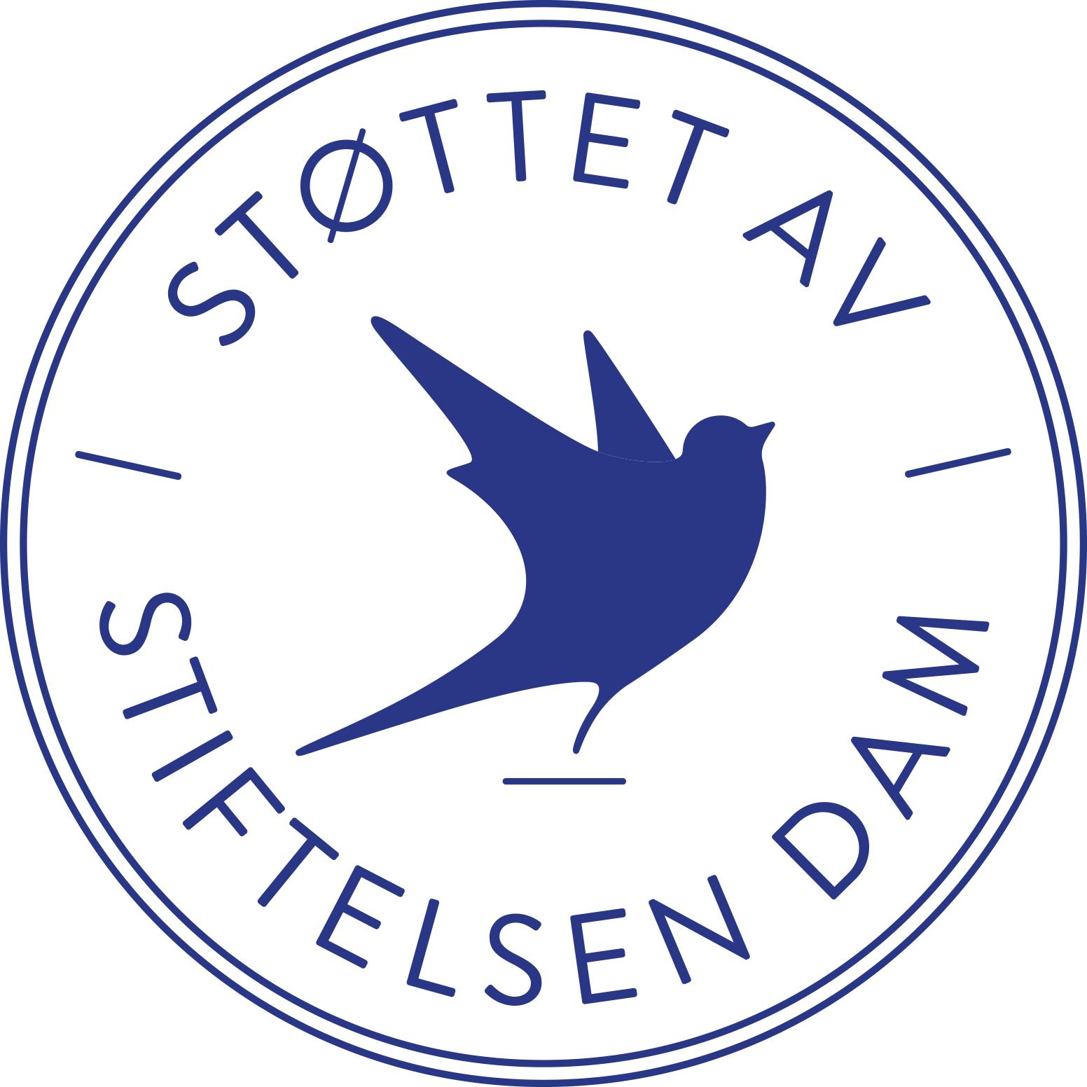 Stiftelsen Dam Logo